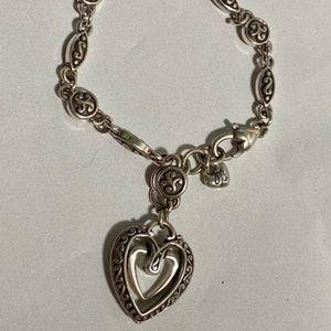 RETIRED BRIGHTON Silver Tone Ellington Bracelet